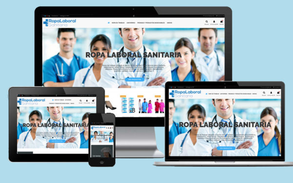 Ropa Laboral Sanitaria GP2